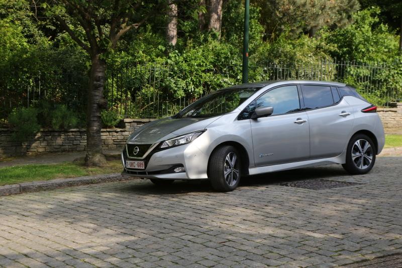 Essai Nissan Leaf : Une semaine en électrique !