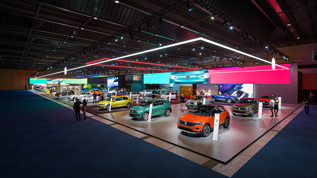 98th BRUSSELS MOTOR SHOW 2020