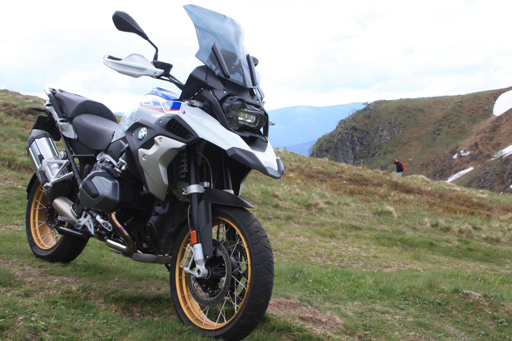 Evasion : en BMW R 1250 GS dans les Vosges, le plaisir rond et onctueux