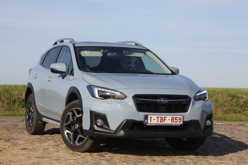 Essai Subaru XV 2.0l essence Premium CVT