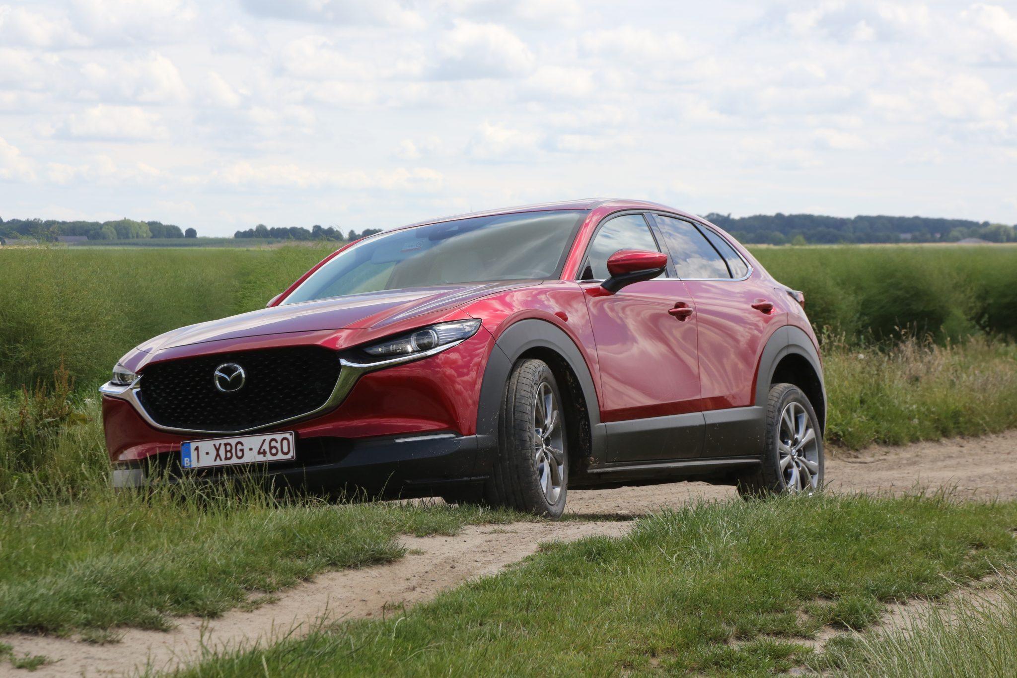 Essai Mazda CX-30 2.0l Skyactiv-X 6MT et 6AT