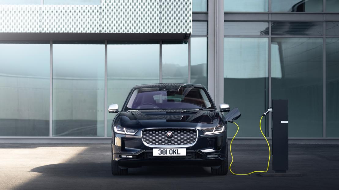 Evolution de la Jaguar I-Pace : Plus intelligente, mieux connectée et rechargeable plus rapidement !