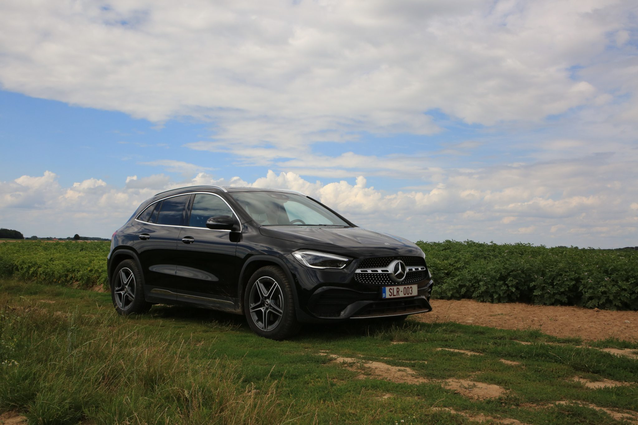 Révolution chez Mercedes : test du nouveau GLA 200d 4MATIC