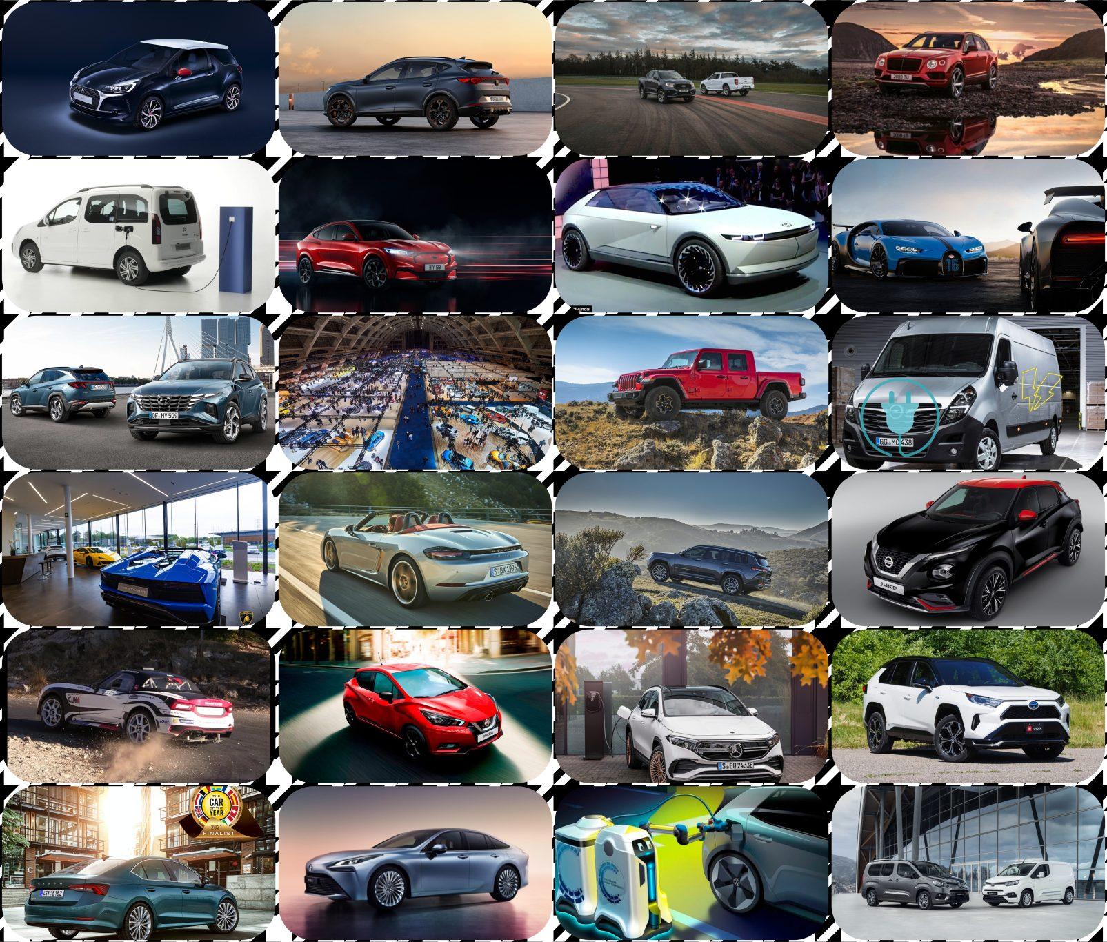 LES BREVES d' AUTO 4×4 EN ROUES LIBRES : décembre 2020-Janvier 2021