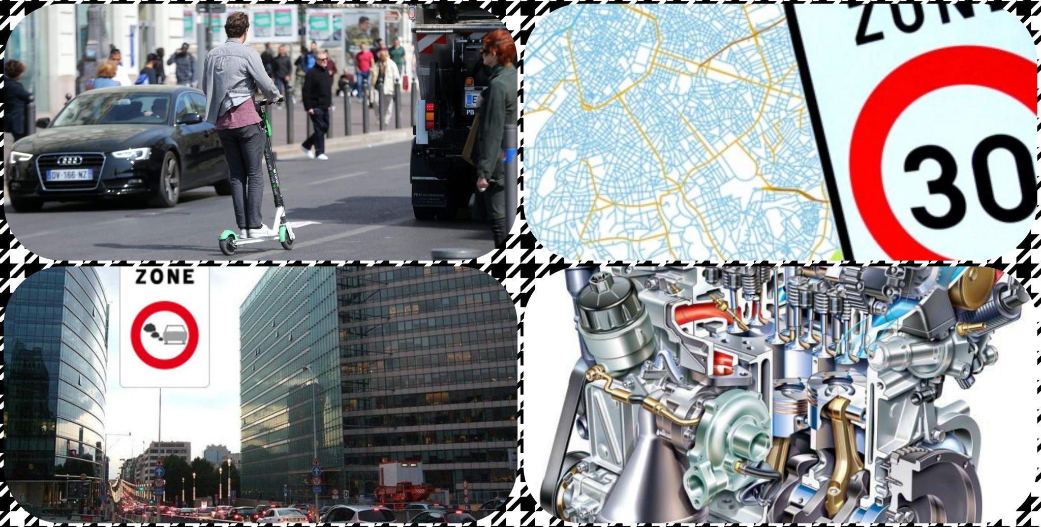 BILLET D'HUMEUR : entre LEZ, zone 30 km/h, parking et mobilité