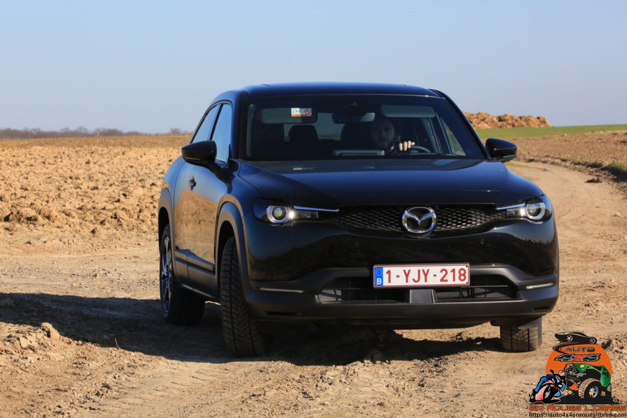 Essai Mazda MX-30 : le SUV électrique qui sort de la norme !
