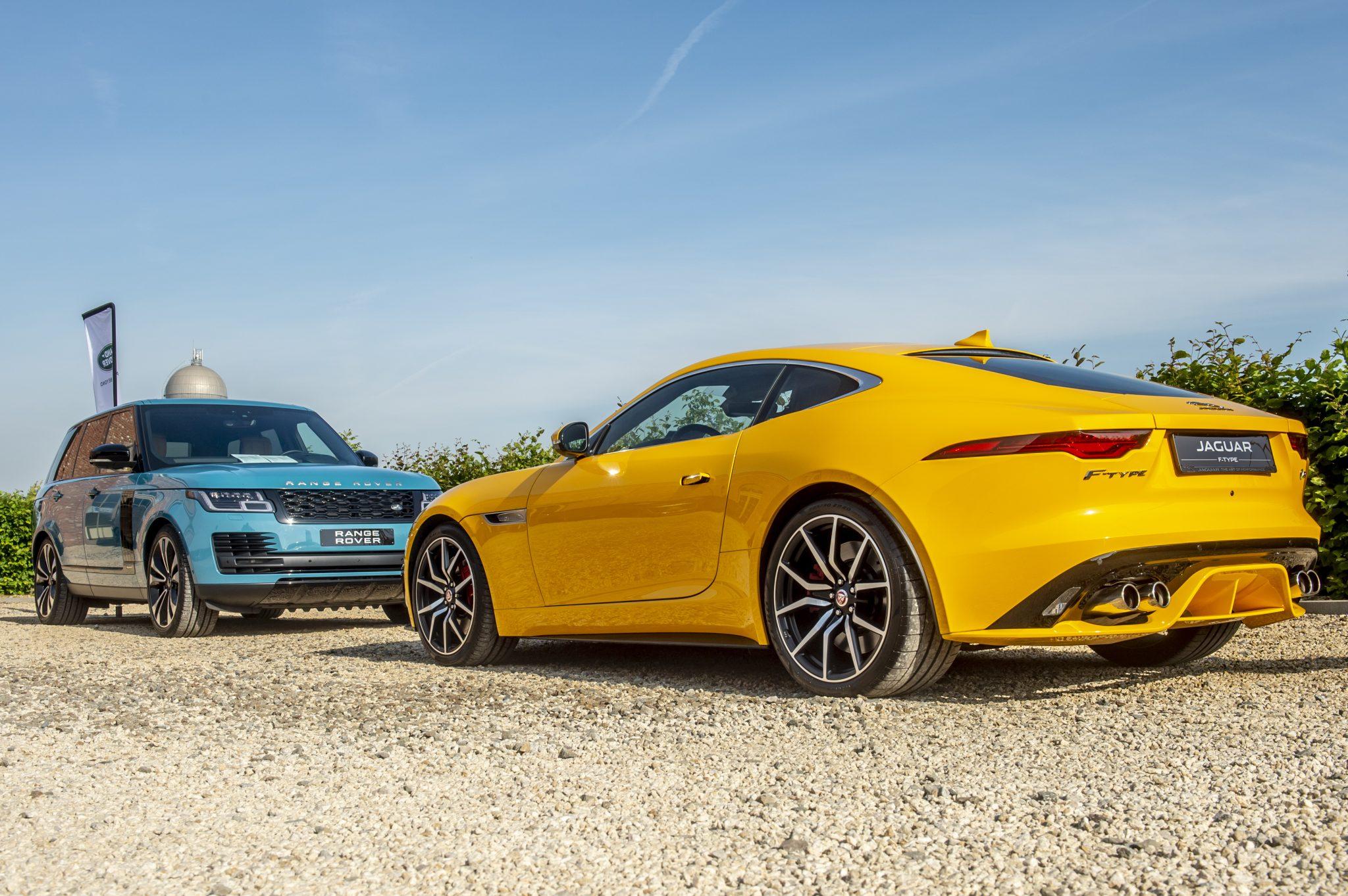 Présentation – essais : La gamme Jaguar – Land Rover 2021