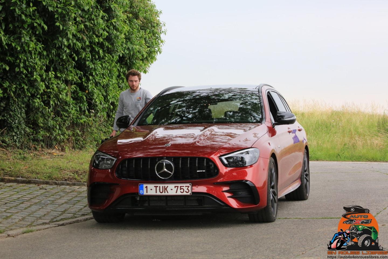 Mercedes Classe E 53 AMG 4Matic+ : un break de chasse survitaminé ?