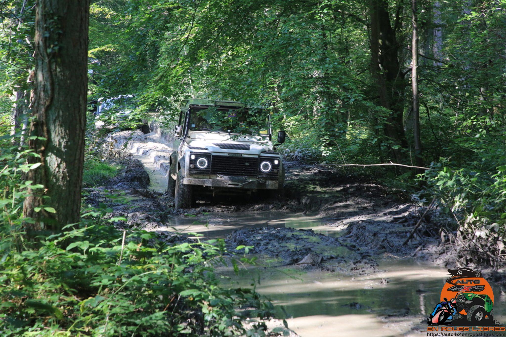 """Off road Event"": l'Evasion Forestière 2021"